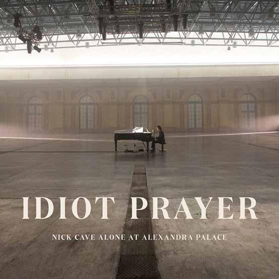 Nick Cave - Idiot Prayer: Nick Cave Alone at Alexandra Palace 2LP