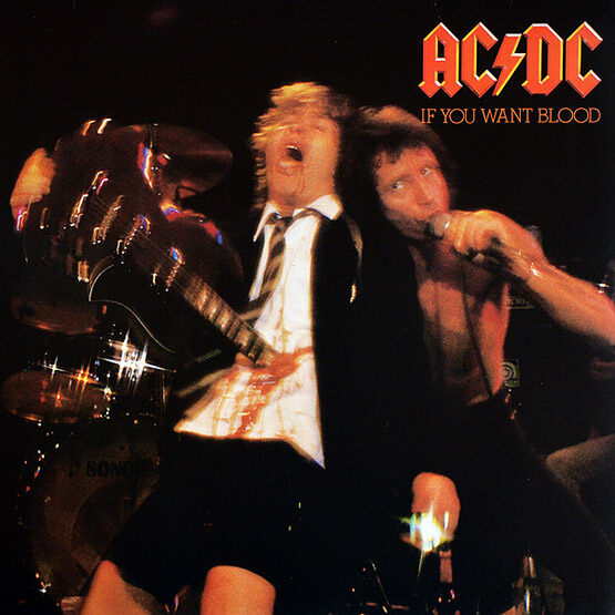 Ac/Dc - If You Want Blood,You`Ve Got It