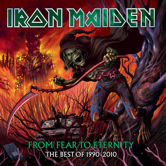 Iron Maiden - From Fear To Enter 3LP