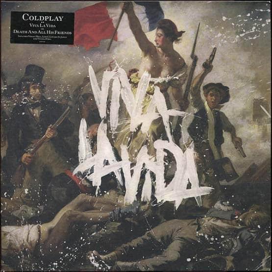 Coldplay - Viva La Vida or Death and All