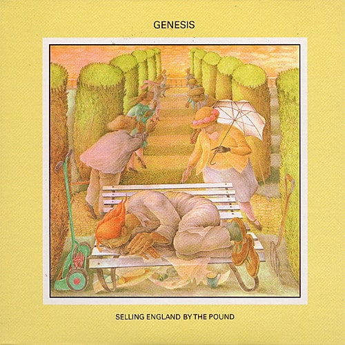 Genesis / Selling England By The Pound - Vinyl