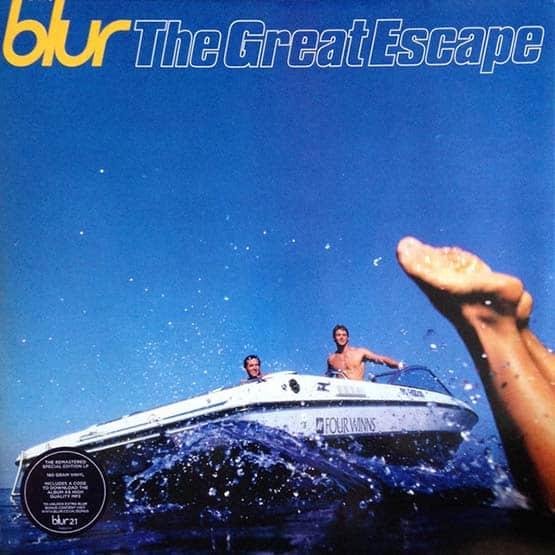 Blur - The Great Escape 2LP