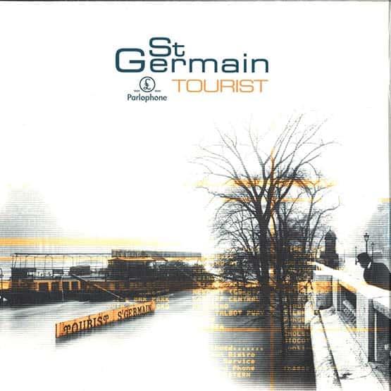 St Germain - Tourist 2LP
