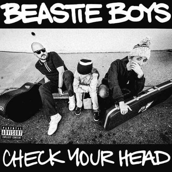 Beastie Boys - Check Your Head 2LP