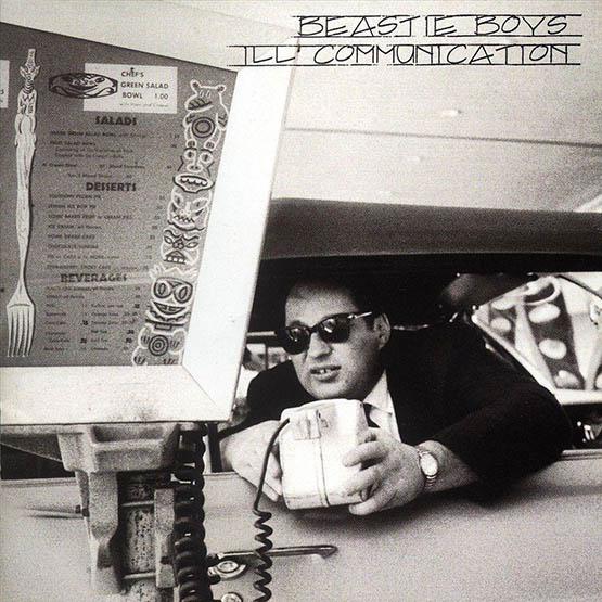 The Beastie Boys - Ill Communication 2LP