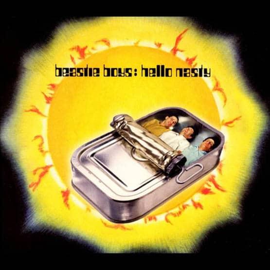 The Beastie Boys - Hello Nasty 2LP