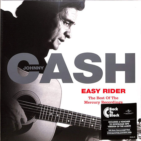 Johnny Cash - Easy Rider:The Be 2LP