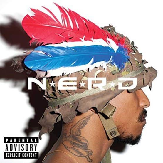N.E.R.D - Nothing 2LP