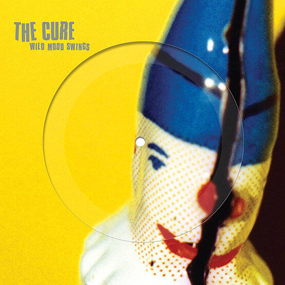 The Cure - Wild Mood Swings Picture Disc 2LP