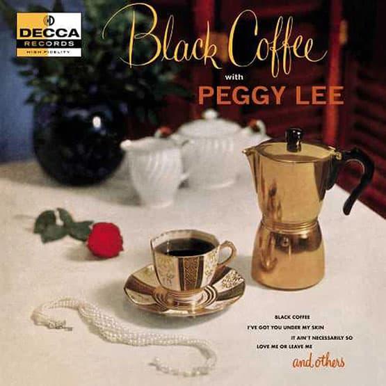 Peggy Lee - Black Coffee