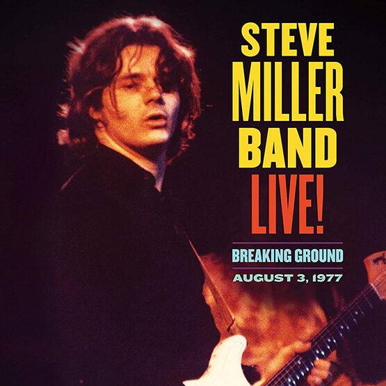 Steve Miller Band - Live! Break 2LP
