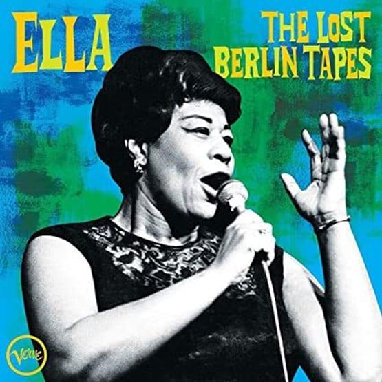Ella Fitzgerald - Ella Back In 2LP