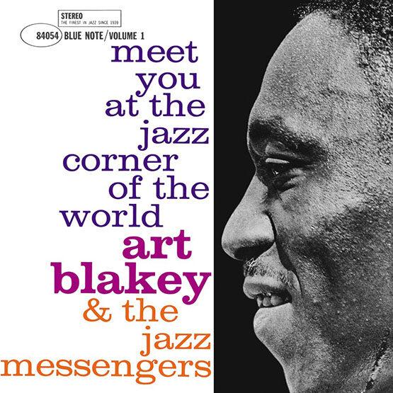 Art Blakey - Meet You at the Jazz Corner of the World - Vol 1