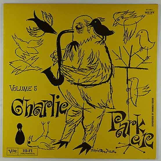 Charlie Parker - The Magnificent Charlie Parker - Limited Edition Yellow Transparent