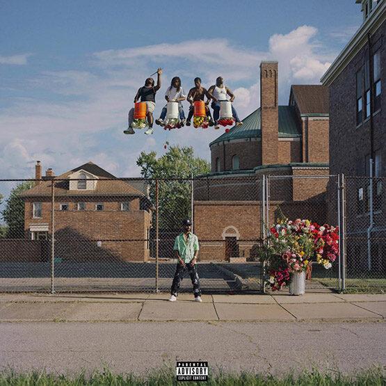 Big Sean - Detroit 2 2LP