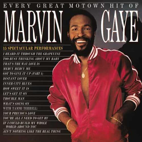 Marvin Gaye - Every Great Motow