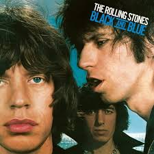 The Rolling Stones - Black & Bl