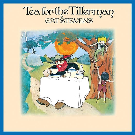 Cat Stevens - Tea For The Tille