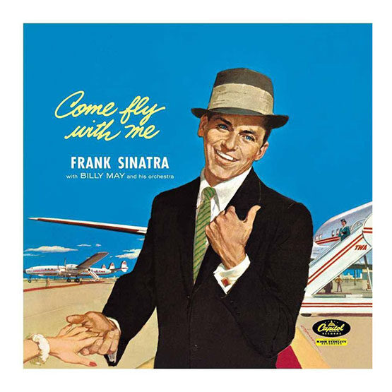 Frank Sinatra - Come Fly With M