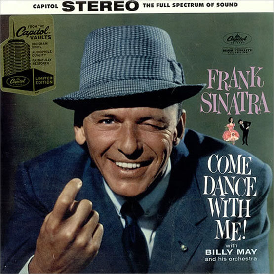 Frank Sinatra - Come Dance With