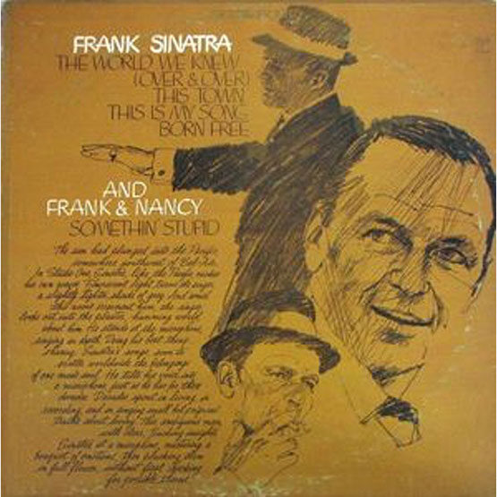 Frank Sinatra - The World We Kn