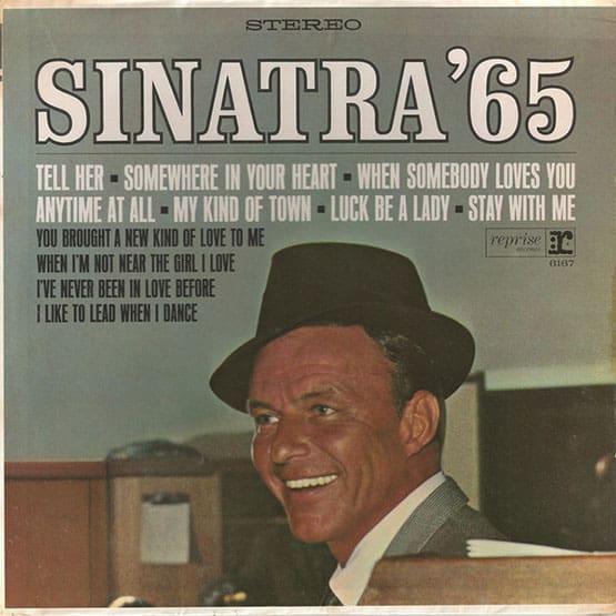 Frank Sinatra - Sinatra 65
