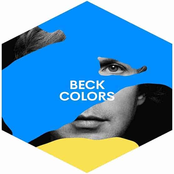 Beck - Colors Red Vinyl