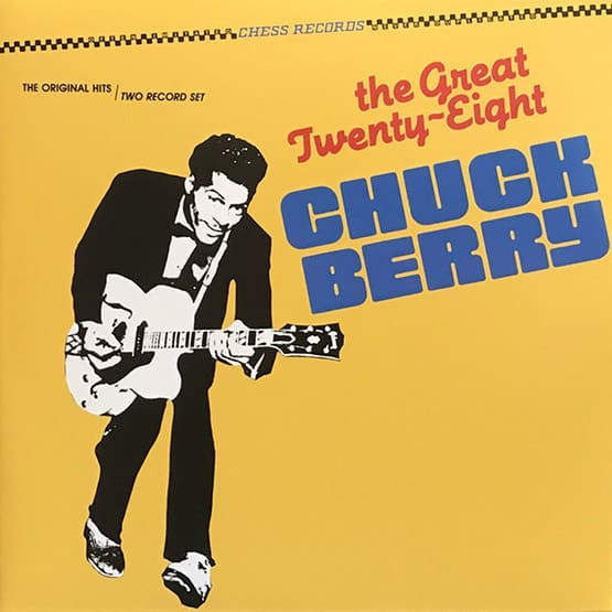 Chuck Berry - The Great Twenty Eight 2LP