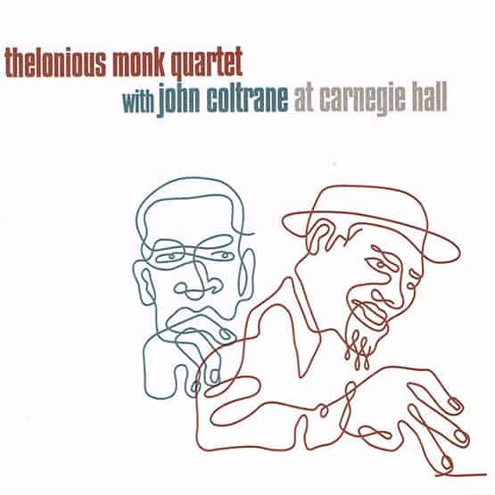 Thelonious Monk - At Carnegie Hall 2LP