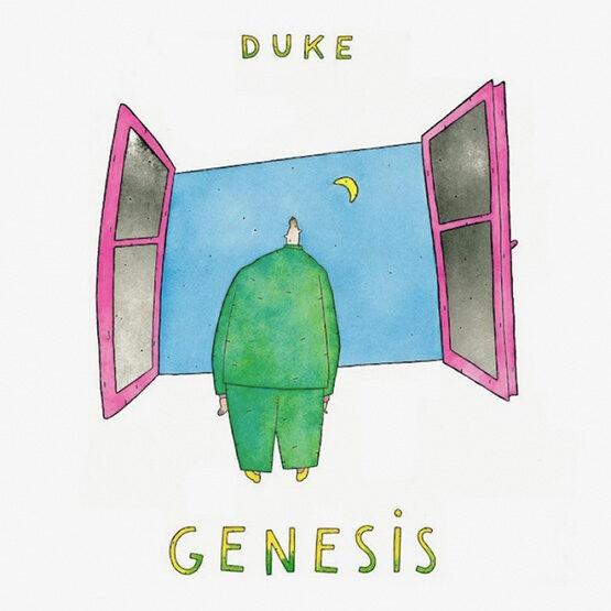 Genesis - Duke Clear vinyl