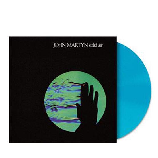 Martyn John - Solid Air -  Blue Vinyl