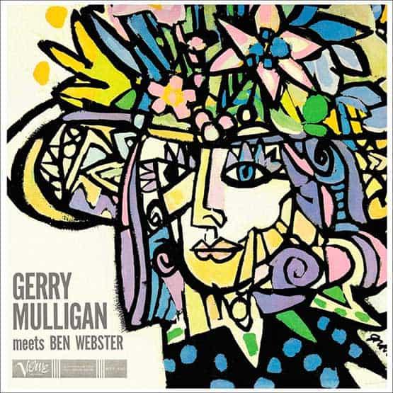Gerry Mulligan - Meets B.Webste