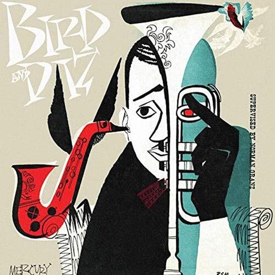 Charlie Parker & Dizzy Gillespie - Bird & Diz