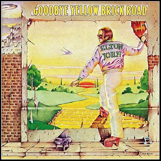 Elton John - Goodbye Yellow Bri 2LP