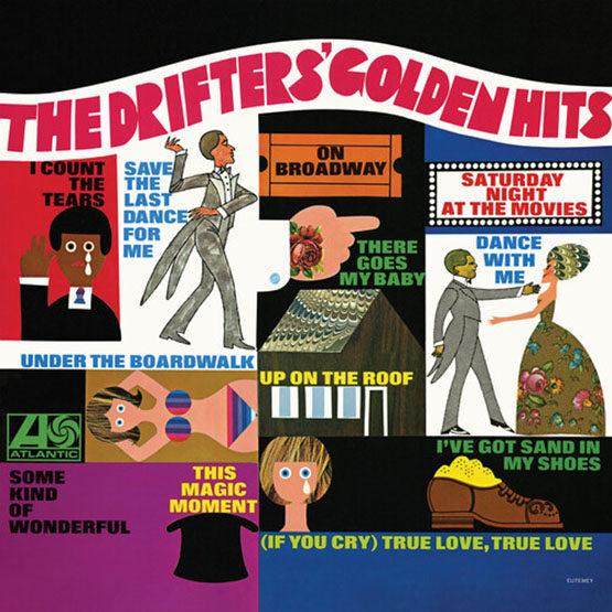The Drifters - Golden Hits
