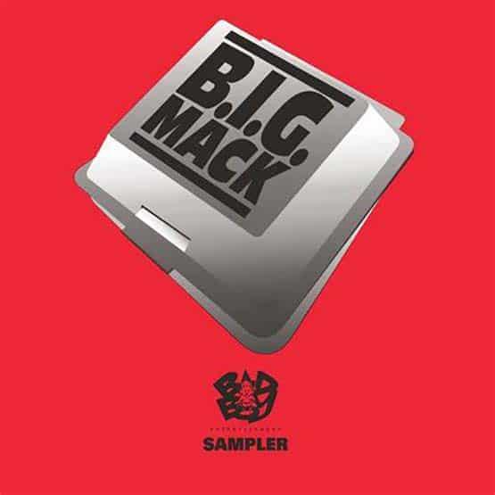 Craig & Notorious B.I.G. Mack -  Big Mack LP + Cassette