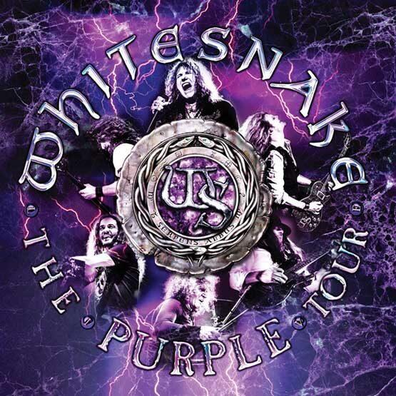 Whitesnake - The Purple Tour 2LP