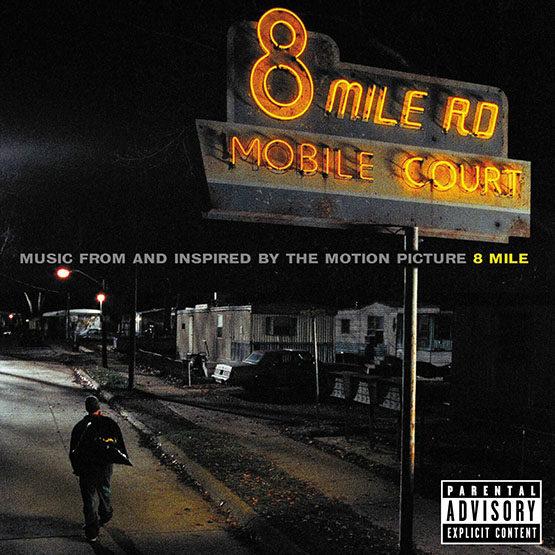 Various Artists - 8 Mile 2LP