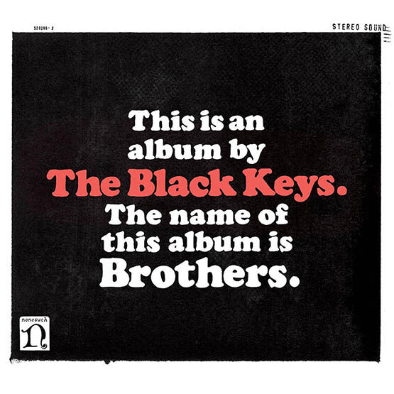The Black Keys - Brothers 2LP