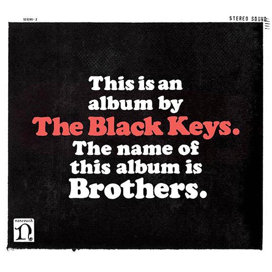 The Black Keys - Brothers 2LP