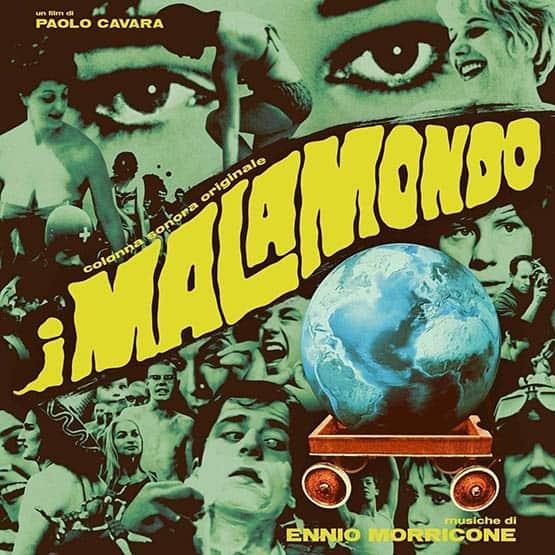 Ennio Morricone - I Malamondo 2LP