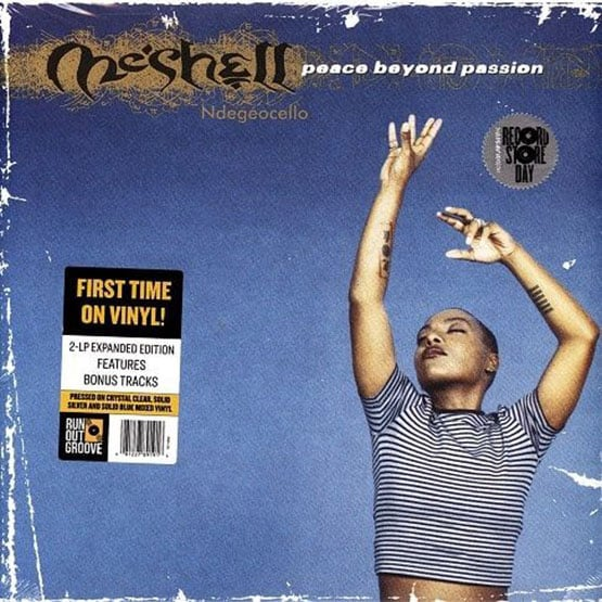 Meshell Ndegeocello - Peace Beyond Passion 2LP