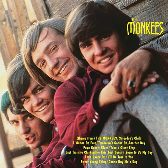 The Monkees - The Moonkes 2LP