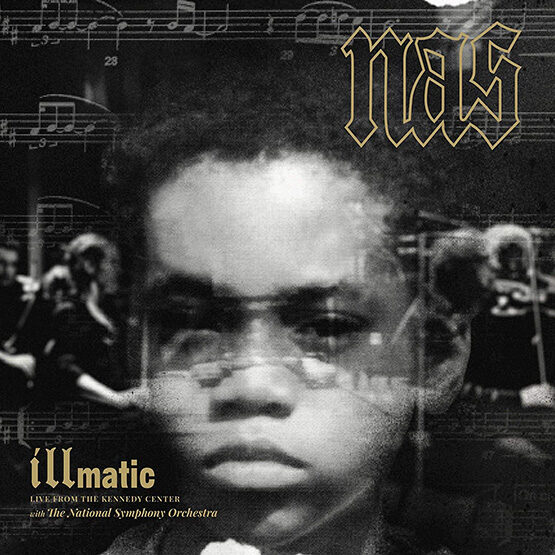 Nas - Illmatic: Live From The Kennedy Center 2LP