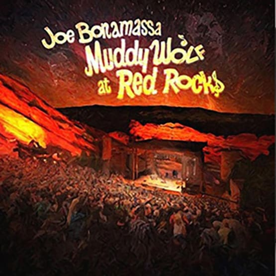 Bonamassa Joe - Muddy Wolf At Red Rocks-3Lp'S