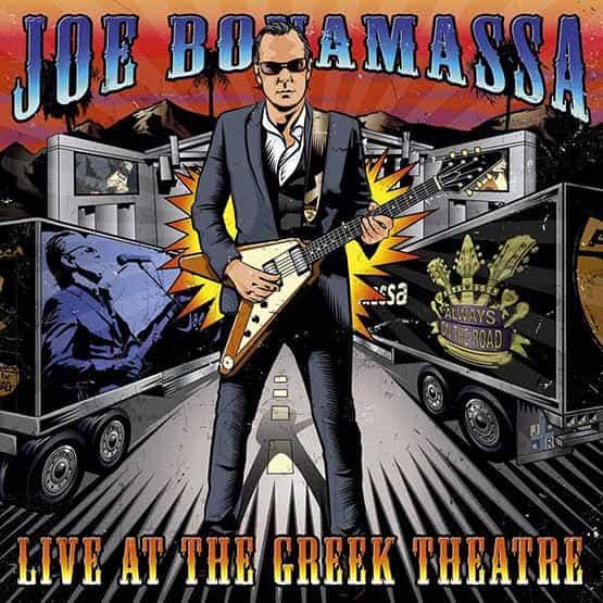 Joe Bonamassa - Live At The Greek Theatre-3Lp'S