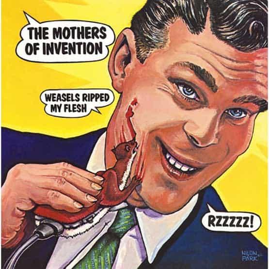 Frank Zappa - Weasels Ripped My