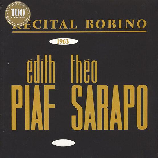 Edith Piaf - 1963: Piaf Et Srapo