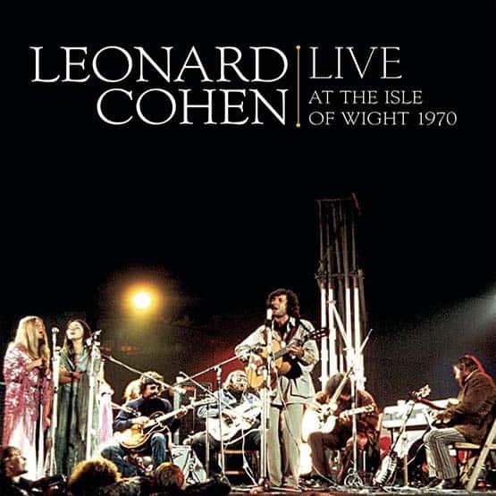 Leonard Cohen - Leonard Cohen Live At The Isle Of Wight 1970 - 2LP