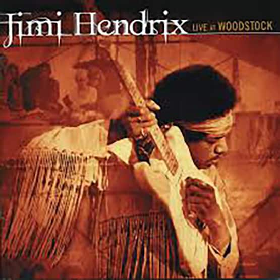 Jimi Hendrix - Live At Woodstock-3LP